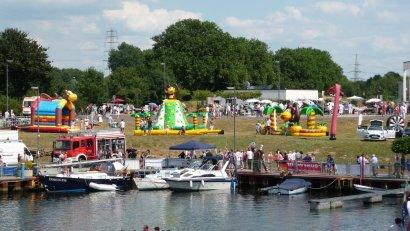 KanalErwachen 2019: Ahoi - Das Familienfest an der Marina Oberhausen