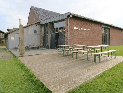 Informationszentrum Emscher Landschaftspark Haus Ripshorst Darstellung 3