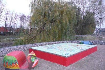 Kirmissage-Decke (Picknickplatz)