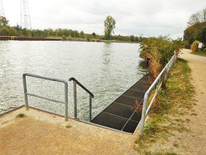 Paddeleinstieg Wassersportgemeinschaft Wanne-Eickel e.V.