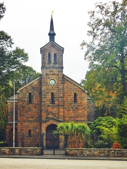 Laurentiuskapelle (Cranger Kirche)
