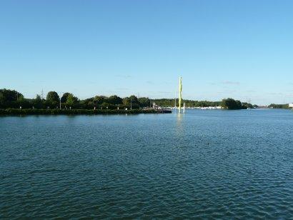 Maritimer Urlaub für Sportbootbesitzer*innen in Herne