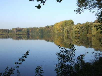 Landschaftspark Hoheward Darstellung 8