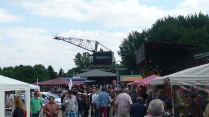 11. Hafenfest Recklinghausen am KulturKanal