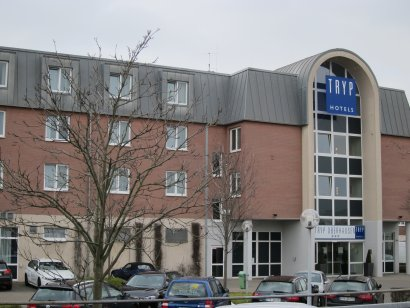 CentrO. Tryp Hotel