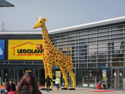 Indoor-Spielplatz Legoland Discovery Center