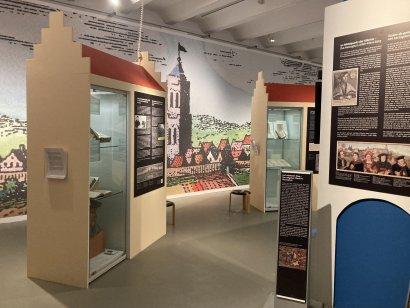 Sonderausstellung Geister und Genies im Stadtmuseum Duisburg