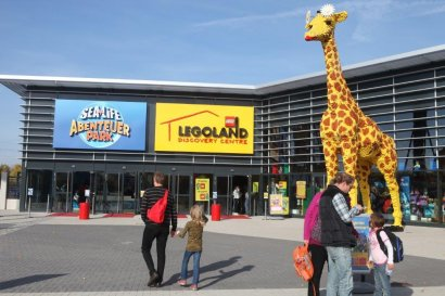 LEGOLAND Discovery Centre Oberhausen Darstellung 2