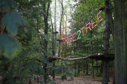 Tree2Tree Hochseilgarten Oberhausen