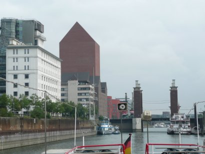 Weltkindertag im Innenhafen Duisburg