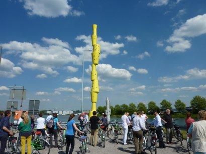 Mit dem digitalen Radtourenplaner.Ruhr den Kanal entdecken!