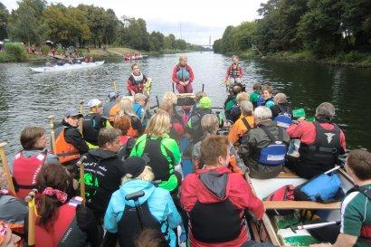 KanalLeben - Das Geburtstagsfest 100 Jahre Rhein-Herne-Kanal Darstellung 26