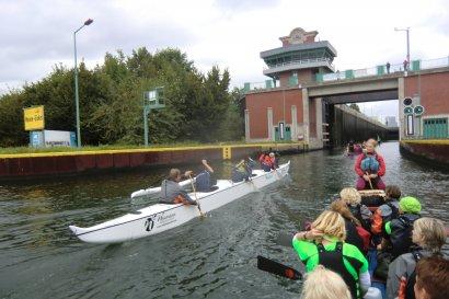 KanalLeben - Das Geburtstagsfest 100 Jahre Rhein-Herne-Kanal Darstellung 32