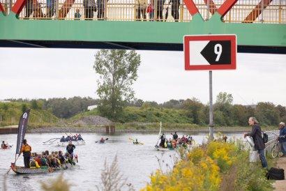 KanalLeben - Das Geburtstagsfest 100 Jahre Rhein-Herne-Kanal Darstellung 14