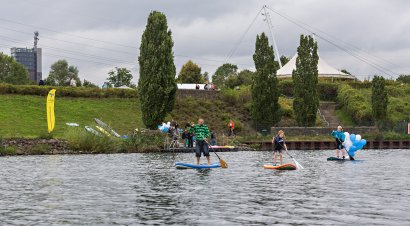 KanalLeben - Das Geburtstagsfest 100 Jahre Rhein-Herne-Kanal Darstellung 2