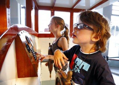 Kindermuseum Explorado (Werhahnmühle) Darstellung 3