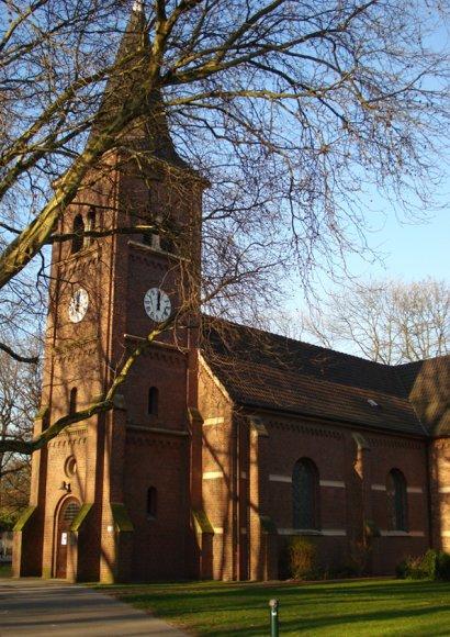 Bleckkirche - Kirche der Kulturen