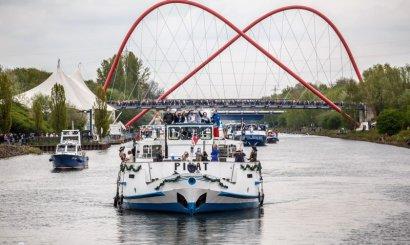 Erste Tickets zur Schiffsparade KulturKanal 2019