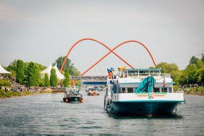 KanalErwachen 2019: Familienfest zur Schiffsparade im Nordsternpark Gelsenkirchen
