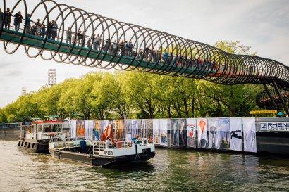 6. Schiffsparade KulturKanal 2019 Darstellung 23