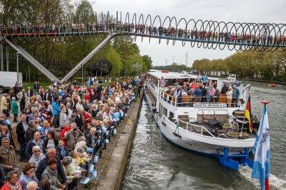 Noch wenige Tage bis zur 4. Schiffsparade KulturKanal 2017
