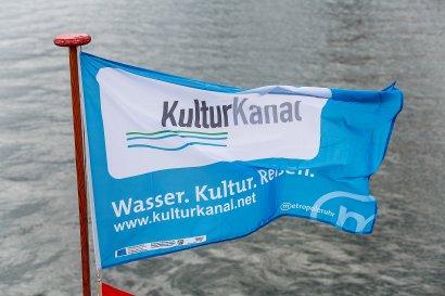 Verlosung Schiffsparade KulturKanal 2017
