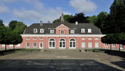 """Ausstellung """"Risse im Stein"""" in der Gedenkhalle Schloss Oberhausen"""