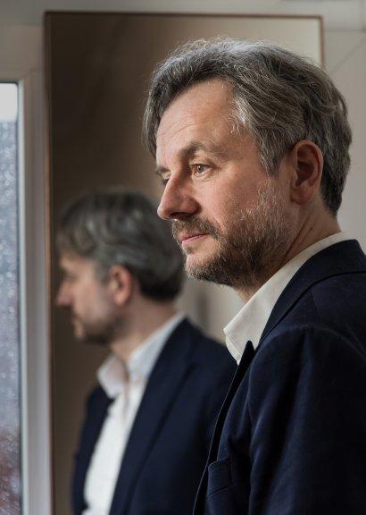 Autorenlesung mit Hilmar Klute in der Zentralbibliothek Duisburg