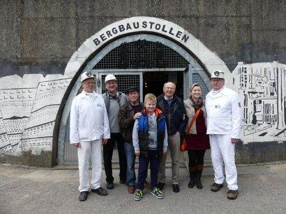 Schiffsparade KulturKanal 2017, Tag der offenen Tür, Bergbaustollen Nordsternpark