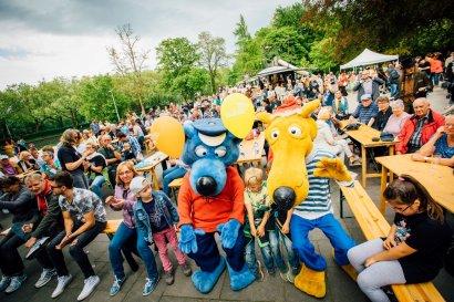 KanalErwachen 2019: Abschlussfest zur Schiffsparade im Kaisergarten Oberhausen