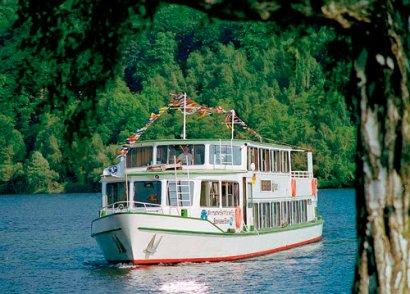 5-Schleusentour ab Rhein-Herne-Kanal zum Baldeysee