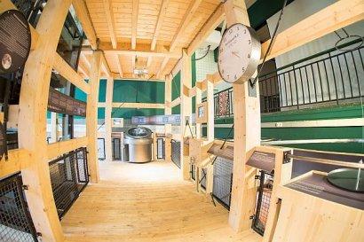 Neue Horizonte - Besucherzentrum Hoheward Darstellung 2