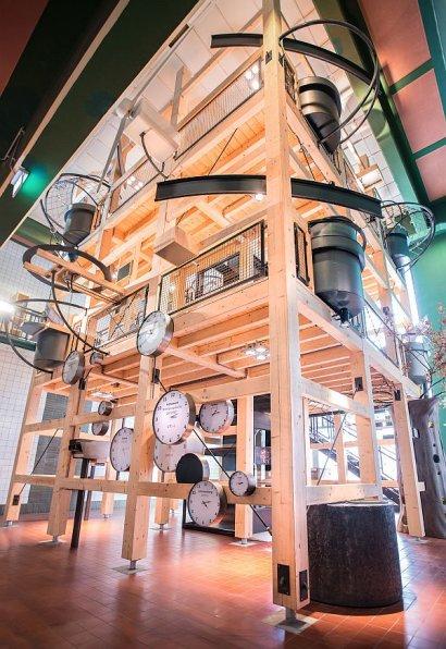 Neue Horizonte - Besucherzentrum Hoheward Darstellung 5