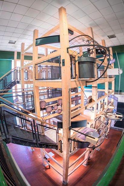 Neue Horizonte - Besucherzentrum Hoheward Darstellung 3