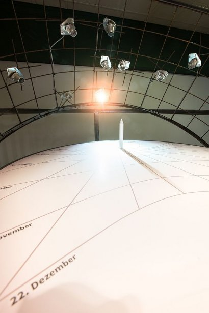 Neue Horizonte - Besucherzentrum Hoheward Darstellung 4