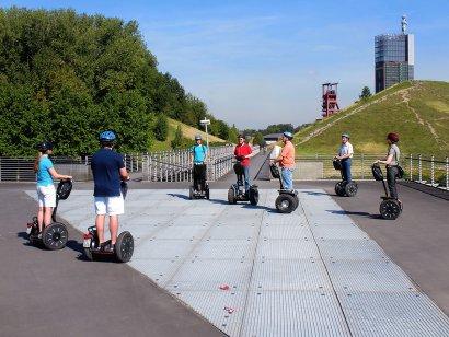3. KanalErwachen 2020: Mit dem Segway durch den Nordsternpark mit WESTHEIDE Tours & Events