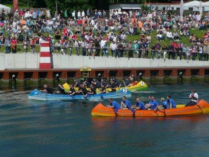 Hafenfest und Traumzeitfestival am KulturKanal  Darstellung 3
