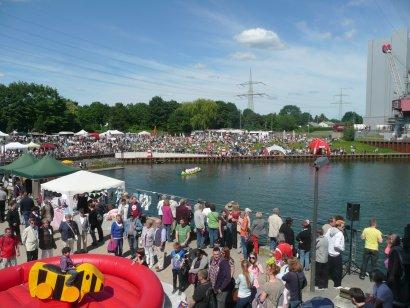 abgesagt_13. Hafenfest im Stadthafen Recklinghausen