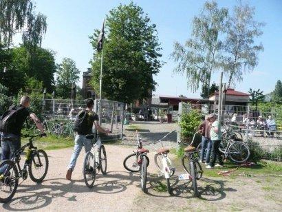 Steinmeister's Biergarten - Oskar am Kanal