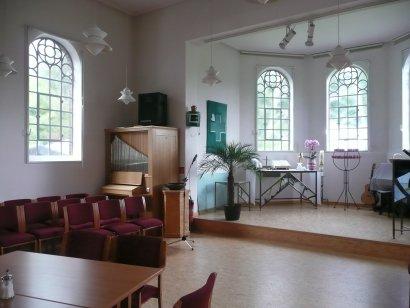 Friedenskirche (Schifferkirche Datteln) Darstellung 3