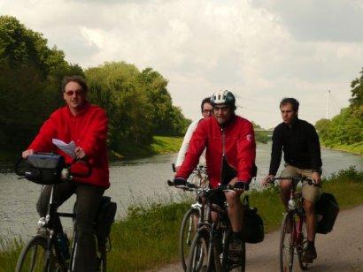 Radtour von Waltrop nach Herne