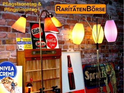 """Klasse statt Masse"" – die Raritätenbörse in der Zeche Carl an Pfingsten"