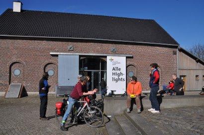 Informationszentrum Emscher Landschaftspark Haus Ripshorst Darstellung 5
