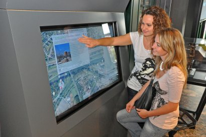 Tourist Information Duisburg