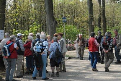 35. Ruhrgebietswandertag in Oberhausen Darstellung 3