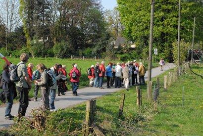 35. Ruhrgebietswandertag: Fußwanderung 6 km