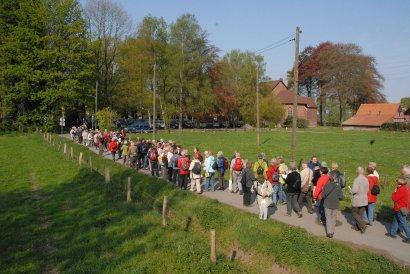 35. Ruhrgebietswandertag in Oberhausen Darstellung 2