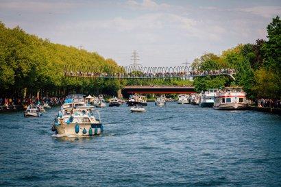 KanalErwachen 2019: Abschlussfest zur Schiffsparade im Kaisergarten Oberhausen Darstellung 2