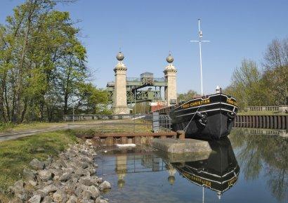 KanalErwachen 2019: Museumsfest des LWL-Industriemuseum Schiffshebewerk Heinrichenburg