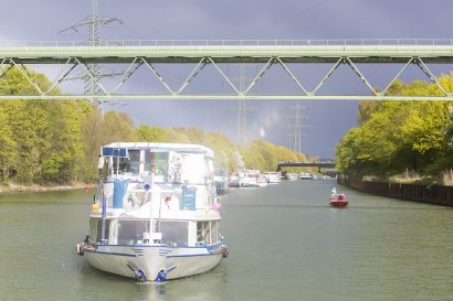 KanalErwachen mit Schiffsparade KulturKanal  Darstellung 12
